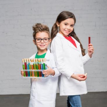 gene testing for kids